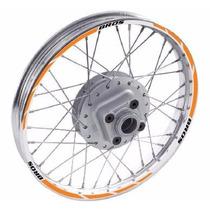 Friso Adesivo Refletivo Roda M2 Moto Honda Bros 125 150 160