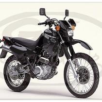 Jogo Adesivo Yamaha Xt 600e 2002 A 2004