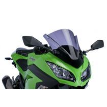 Para Brisa Bolha Para Moto Kawasaki Ninja 300 Original