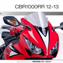 Bolha Puig Racing Fumê Clara Honda Cbr 1000rr Cbr1000 Rr