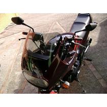 Bolha Pára-brisa Cbx 750f Honda Fume