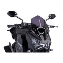 Para-brisa Para Moto Z800 Fume Escura Original Com Garantia
