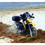 Bolha Alongada Com Defletor Yamaha Xt660r