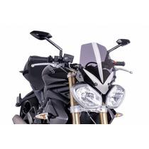 Bolha Puig Moto Triumph Speed Triple (12-15)