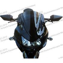 Bolha Esportiva Kawasaki Ninja 250r 2009 Até 2012