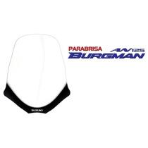 Para-brisa Burgman 125 Cristal Motovisor 501150