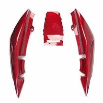 Carenagem Rabeta Honda Titan150 Sport 2008 Vermelha