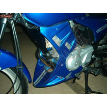 Spoiler P/ Cg 150 Cg 125/ Fan, Suzuki Yes, Dafra Speed 150