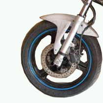 Para-lama Dianteiro Para Moto Twister- Similar Ao Cbr450