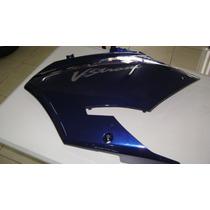 Carenagem Lat.esq.azul Da Suzuki Dl1000 V-strom (nova)