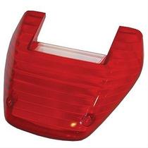 Lente Da Lanterna Traseira Cbx 250 Twister Vermelho Melc