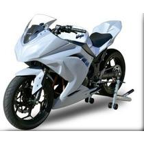 Carenagem De Pista Ninja 300 Kawasaki Completa