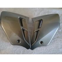 Carenagem/aba Do Tanque Moto Honda Twister250/08,prata Escur