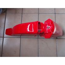 Paralama Dianteiro Crypton Vermelho 98 A 01 Paralelo