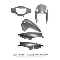 Carenagem Kit Biz125 2005-2007 Prata