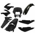 Kit Plásticos Carenagem Completo Honda Bros 125/150 05/08
