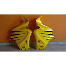 Carenagens Dianteiras Green Sport 150 Amarela