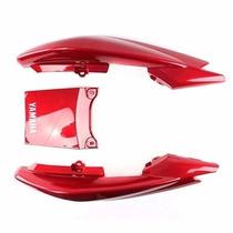 Rabeta Traseira Yamaha Factor 125 2009-2012 Vermelha Kit