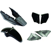 Carenagem Kit Completo Cbx 250 Twister Preto 2001 A 2008