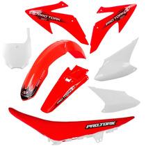 Kit Plásticos Honda Crf 230 Roupa Crf 230 Com Banco