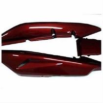 Kit Carenagem Rabeta Honda Cbx 250 Twister Vermelha 2001 /03