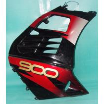 Carenagem Lateral Direita Rf900 Leg Racing