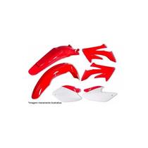 Kit De Plasticos Hon-crf 250x 04 Acima Cor Original Acerbis