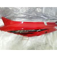 Tampa Lateral Esquerda Biz 125 + 2008 Vermelha Nova Original