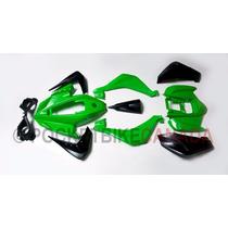Carenagem Plastico Quadriciclo 110cc 125cc