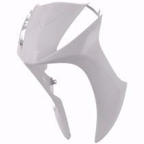 Bico Frontal Biz 125 Ano 2015 Branco Fosco