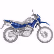 Kit De Carenagem Yamaha Xt 600 - 1997 À 01 - Adesivado