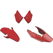 Carenagem Kit Completo S/tampa Cbx 250 Twister Vermelho 2008