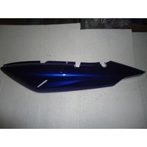 Rabeta Lateral Esquerda Cbx 250 Twister 2001 Azul Original