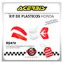 Acerbis - Kit De Plasticos Honda Replica Cr 125/250 00-01