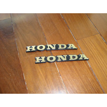 Emblema Tanque Honda Cb400, Cb400ii