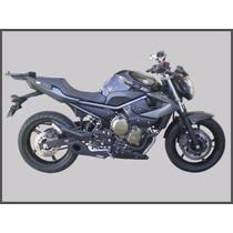 Escapamento Cs Racing Full Yamaha Xj6 Xj6n