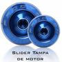 Slider Tampa De Motor Procton Suzuki Srad Gsx-r 750 1000 Gsr