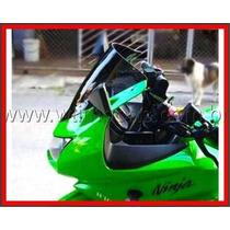 Bolha Race Replica Puig Kawasaki Ninja 250r 2008/2013