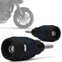 Slider Hornet 2008 A 2013 2014 Racing Rsi Moto Honda Fumê