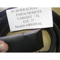 Variant/77 Tl Jg Borrchão Párachoque Mod.original