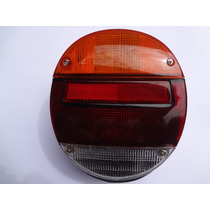 Lanterna Traseira Fusca Fafa 76/78/80/82/84/86 Novo-plastico