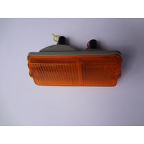 Lanterna Pisca Seta Dianteira Esquerdo Ambar Fiat 147