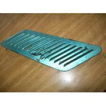 Chevette Sl Tubarão - Grade Lateral Esquerda Fixa De Metal