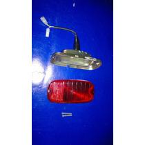Lanterna Trazeira C10 Completa - Lente E Carcaça
