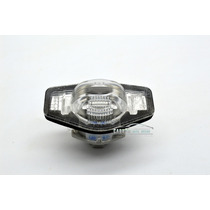 Lanterna De Placa Honda Fit De 2003 A 2013 Original + Brinde