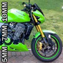 Friso Adesivo Colorido Curvo P/ Moto E Carro+ Frete Grátis