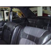 Corcel 75 77material Forração Curvim Liso Do Banco Original