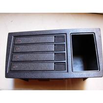 Porta Fitas Console Novo Santana Quantum Cd Gls 84/90