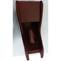 Console Vermelho Tourim Em Courvim Do Fusca (porta Som)