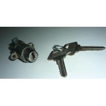 Cilindro Com Chave Porta Luvas Belina/corcel